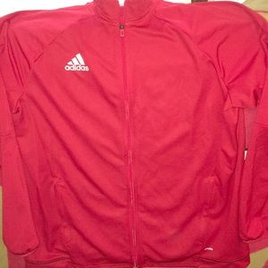 Other - Men's Red adidas jacket.
